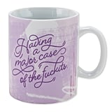 """Major Case of the F*ckits"" Coffee Mug"
