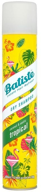 The Best Budget Grease-Buster: Batiste Dry Shampoo