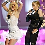 Britney Spears at the 2003 MTV Video Music Awards