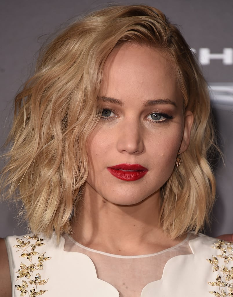 Was 2015 Jennifer Lawrence's Most Beautiful Year Ever?