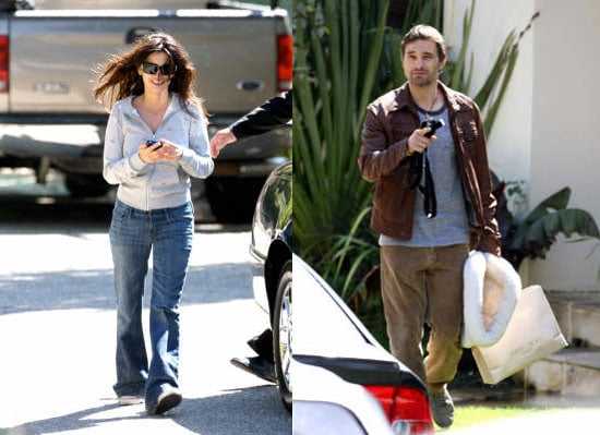 Hot Couple Alert:  Penelope Cruz and Olivier Martinez