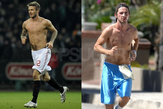 David Beckham vs. Shia LaBeouf