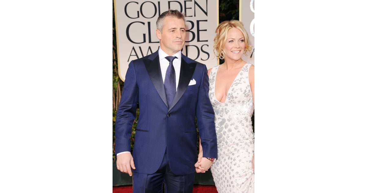 matt leblanc and andrea anders celebrity couples on 2012