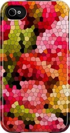 Spring Mosaic iPhone case ($40)
