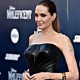 Angelina's Tattoos