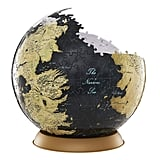 4D Cityscape Westeros and Essos Globe Puzzle