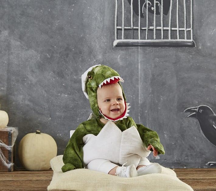 Baby Dinosaur Costume Pottery Barn Costumes For Babies Popsugar