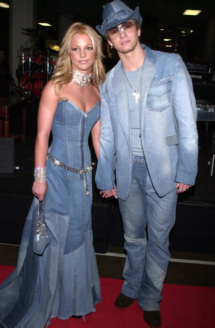 Britney Spears Iconic Outfits  POPSUGAR Fashion
