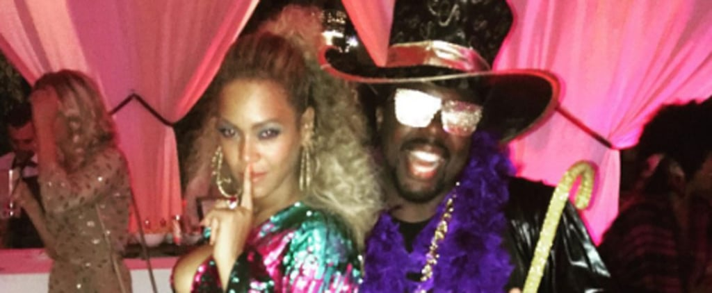 Go Inside Beyoncé's Funky, Soul Train-Themed 35th Birthday Party