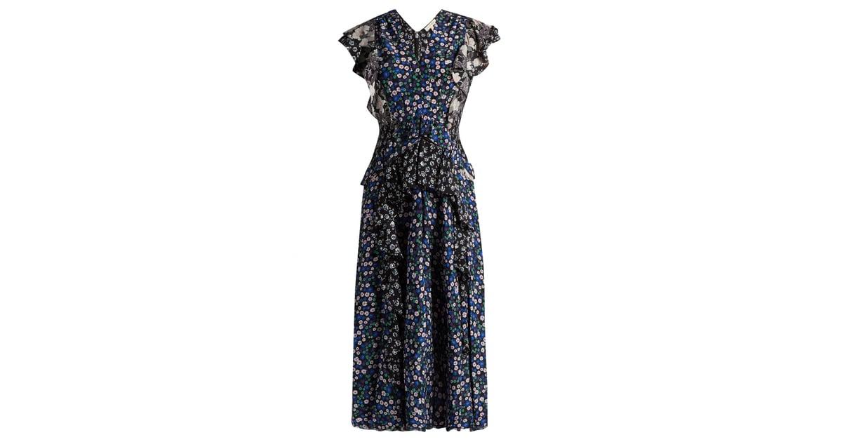 Rebecca Taylor Dress | Wedding Guest Dresses by Occasion | POPSUGAR ...