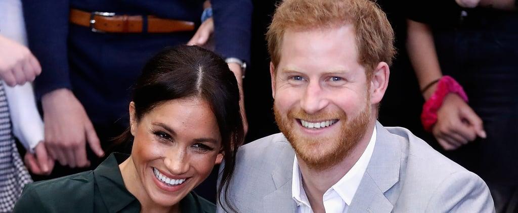 Prince Harry and Meghan Markle's Secret Supermarket Date