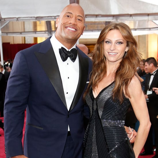 Dwayne Johnson and Lauren Hashian Welcome Baby Girl