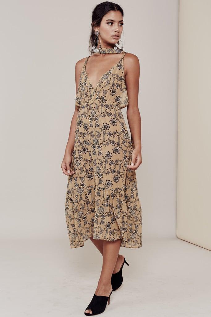 For Love & Lemons Pia Dress (30 percent off with code xtra30, originally $221)