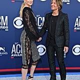 Nicole Kidman and Keith Urban at the 2019 ACM Awards