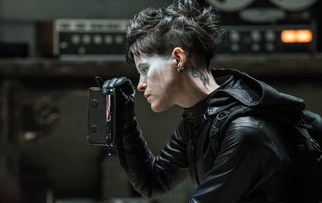 The Girl in the Spider's Web Movie Cast