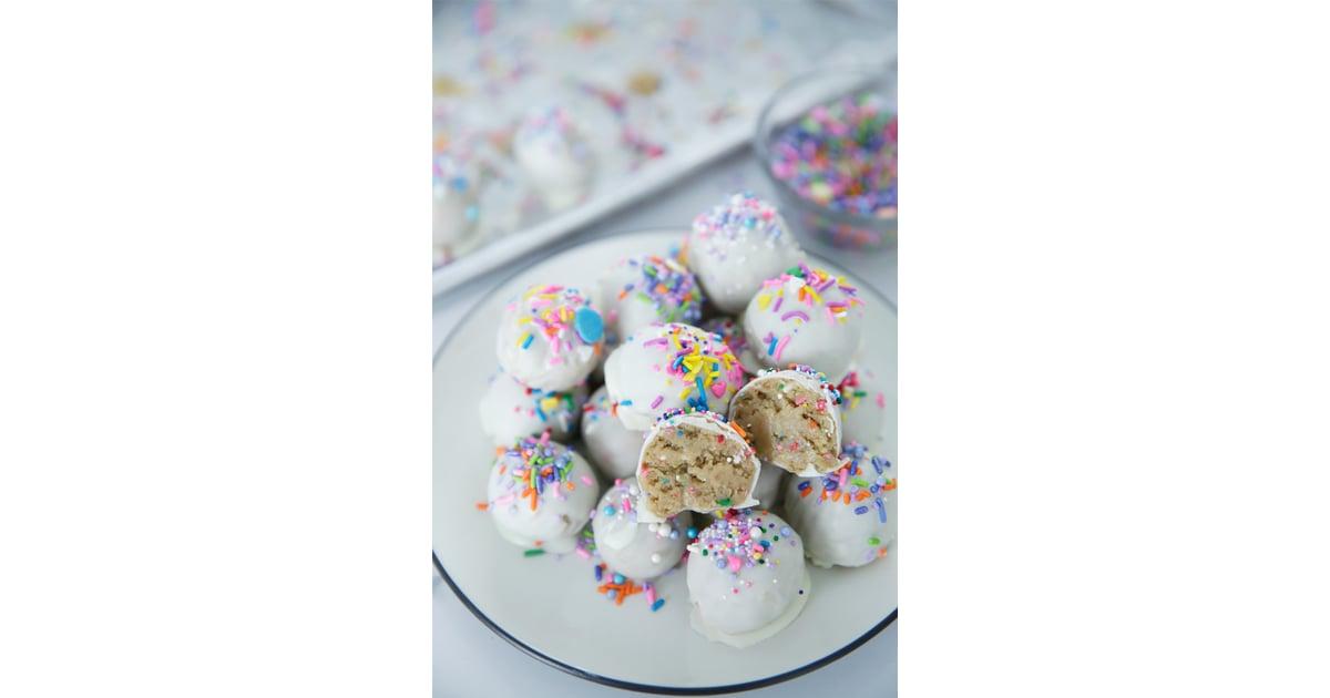 Birthday Birthday Cake Oreo Truffles ChocolateCovered Oreo