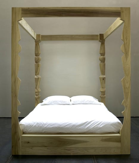 Crave Worthy:  Hivemindesign Rune Bed