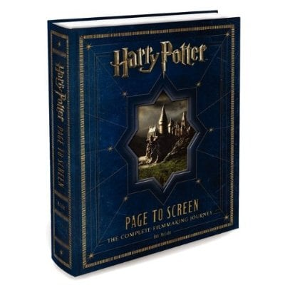 Harry Potter Page to Screen: The Complete Filmmaking Journey ($75)