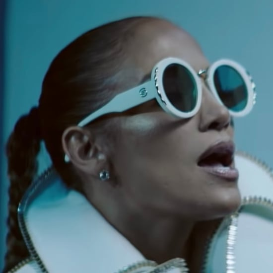 "Jennifer Lopez in the ""Te Bote 2"" Music Video"