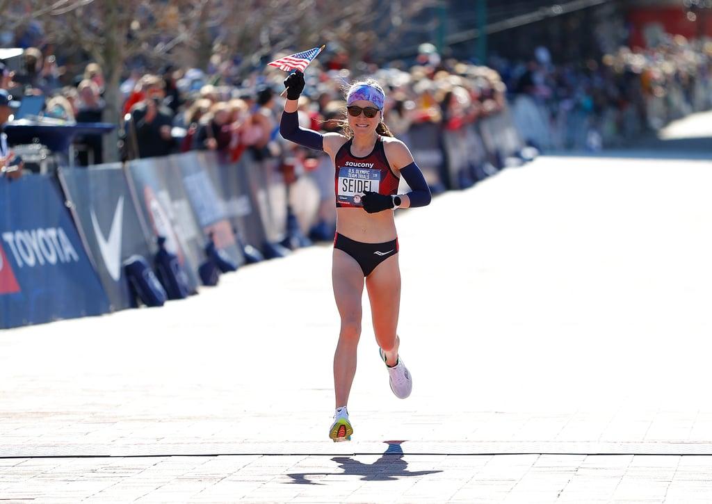 Molly Seidel, Marathon