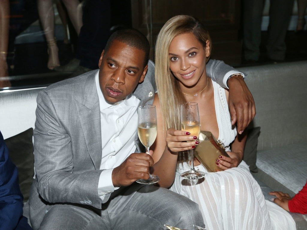Beyoncé and Jay-Z made a very good-looking pair as they celebrated the 10th anniversary of his 40/40 Club in New York onJune 18.