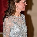 Kate Middleton's Outfits on Paris Royal Tour March 2017