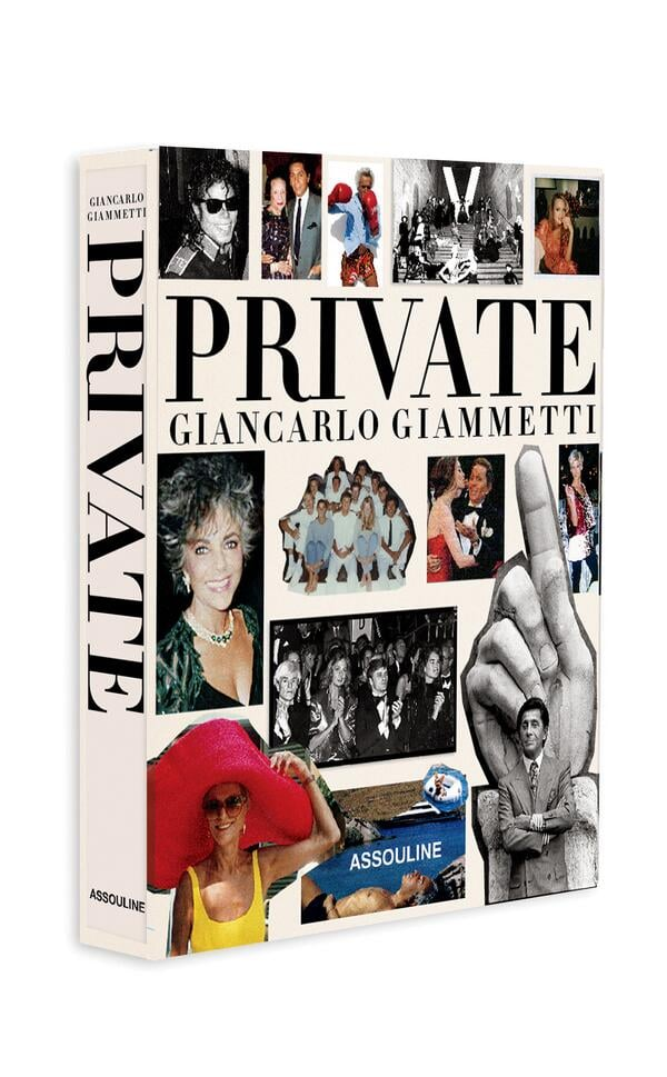 Giancarlo Giammetti is my Private, Giancarlo Giammetti ($250), which will provide hours of coffee-table-book fun for the Valentino lover in all of us. — Robert Khederian, editorial assistant