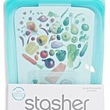 Stasher Half Gallon Reusable Silicone Storage Bags