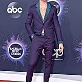 Shawn Mendes at the 2019 American Music Awards