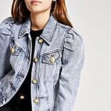 Shop a Similar Version of Millie Bobby Brown's River Island Jacket