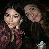 Kylie Jenner was everywhere in 2015, but this selfie with Caitlyn Jenner is our personal favorite.