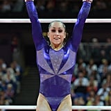 Best Eye Makeup: USA Gymnastics