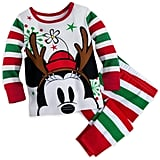 Shop Disney Minnie Mouse Holiday PJ Pals Set For Baby