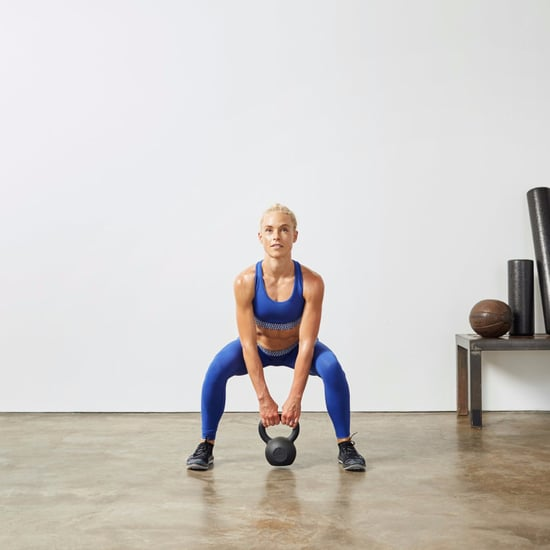 20 Minute Full Body Kettlebell Shred: CrossFit Workouts For Everyone