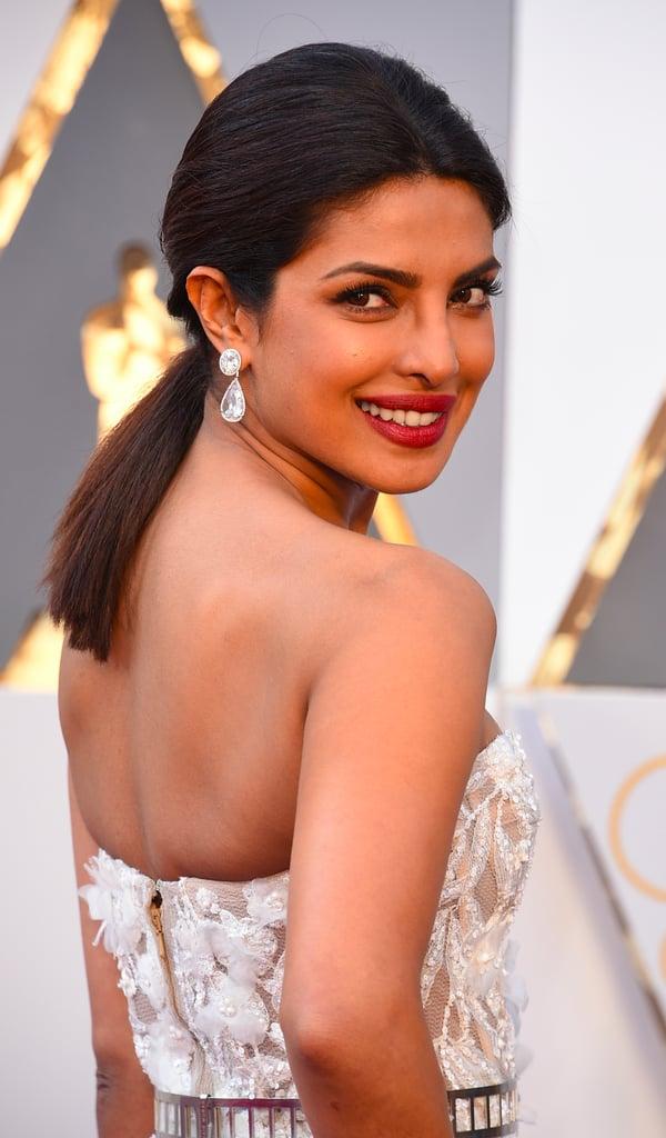 Priyanka Chopra's Stylist on How to Style Thick, Luscious Hair
