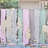Baby Animal Backdrop