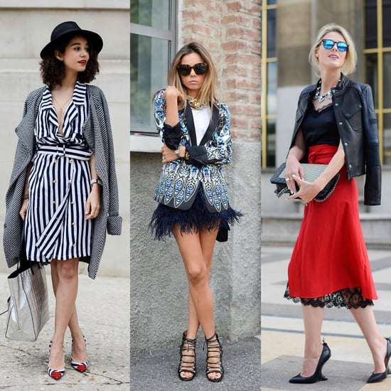 Global Fashion Street Style Looks
