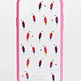 Kate Spade New York Jeweled Flock Party iPhone Case