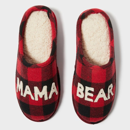 Mama Bear, Papa Bear, and Lil Bear Slippers at Target