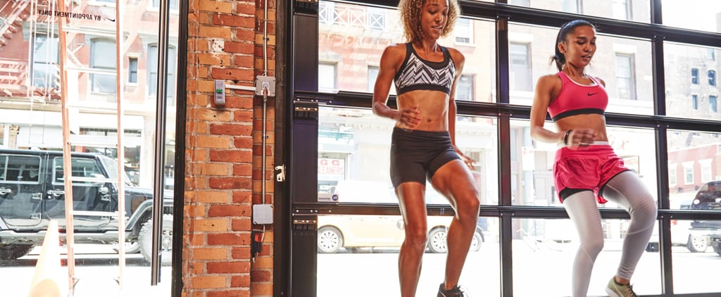 When You're Sick of Regular Cardio, Do This Fat-Burning Plyo Circuit