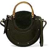 Chloé Pixie Suede and Textured Bag