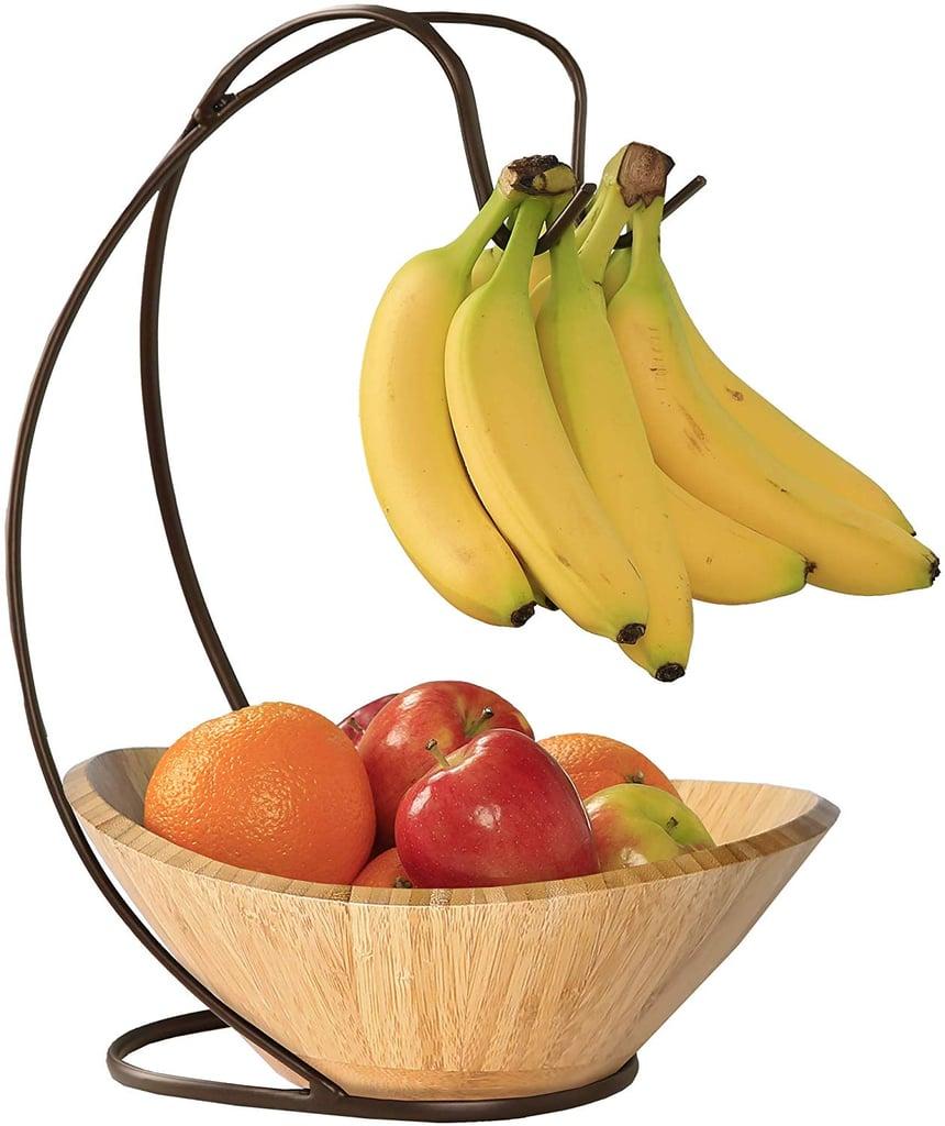Seville Classics Fruit Tree With Banana Hook