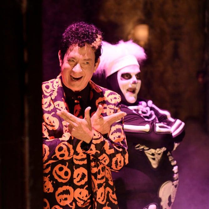 David S. Pumpkins SNL Halloween Costume DIY