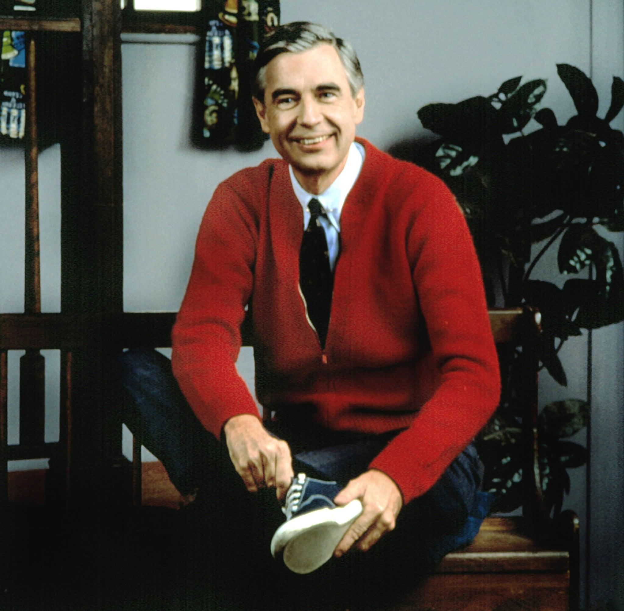 MR. ROGERS neighbourHOOD, Fred Rogers, 1966-2001