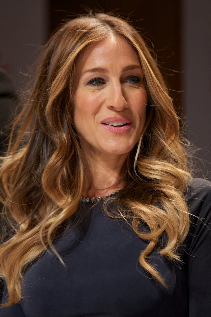 Sarah Jessica Parker attended a press conference ahead of the Novel Peace Prize Concert in Oslo.