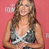 Jennifer Aniston at the SAG-AFTRA Foundation's 4th Annual Patron of the Artists Awards