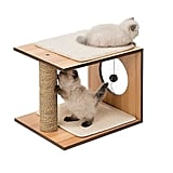 Vesper Stool Modern Cat Tree