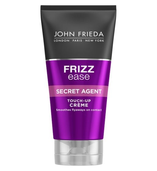Frizz-Taming Hair Treatment