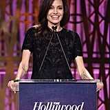 December: She Led by Example at The Hollywood Reporter's Women in Entertainment Breakfast