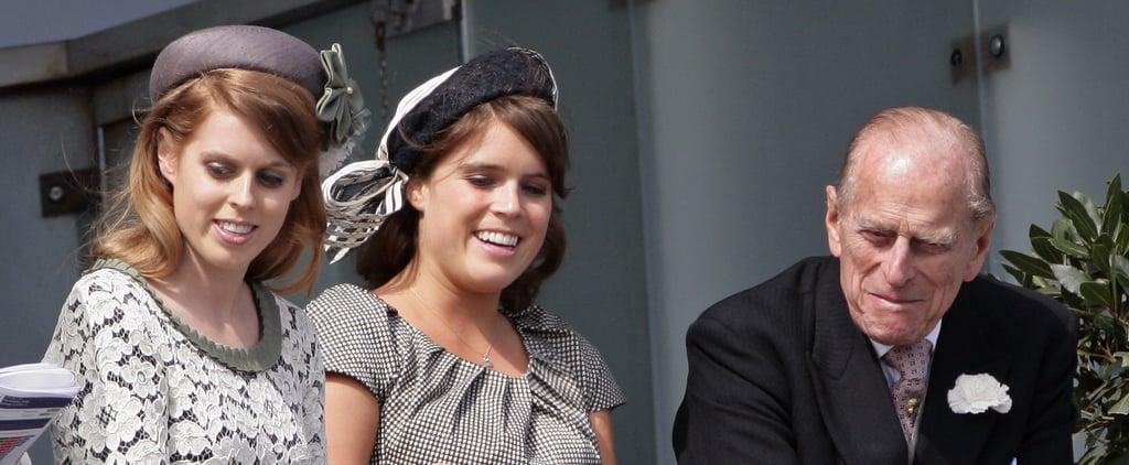 Princess Eugenie Shares Instagram Tribute For Prince Philip